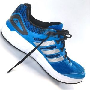 adidas ADIPRENE + duramo 6 run strong Blue MENS 12